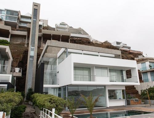 Proyecto Casa Playa Poseidón