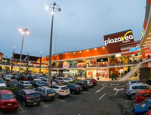 Proyecto Mega Plaza – Chorrillos